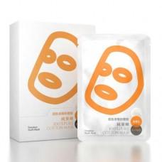 TT Mask Pure Cotton Caviar Rejuvenating Facial Mask 30ml 8pcs/box
